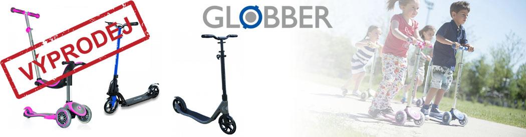 výprodej koloběžek Globber