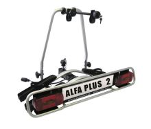 Nosič jízdních kol Wjenzek Alfa PLUS 2 (sklopný)