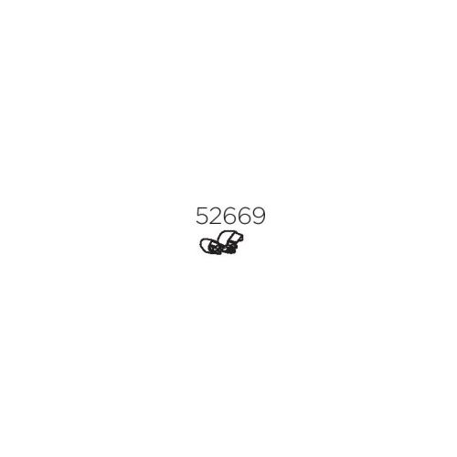 Koncovka alu profilu nosiče kol Thule ProRide 598 (52669)