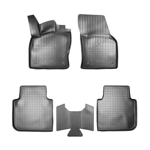 Koberce přesné Škoda Kodiaq 3D (2017)