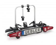 Zadní nosič jízdních kol UEBLER F24, 2 jízdní kola(nejskladnější nosič na trhu)