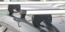 NEUMANN, AUDI, A6 Allroad, 5-dr Avant, r.v. 2006->2011, s podélnými nosiči.