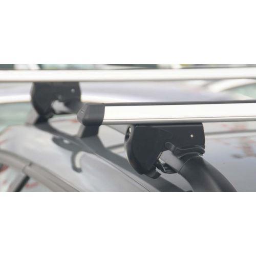 Příčný nosič MaxAlu 140 - pro vozidla s podélnými nosiči