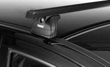 Střešní nosče THULE pro MAZDA, 3, 5-dr Hatchback, s fixačním bodem, r.v. 2004->2008