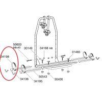 Pásek k nosiči na páté dveře Thule 9105/9106 (34198)