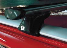 Střešní nosič ELSON Auto pro SUZUKI SX 4 S-CROSS, 5-dr Hatchback, r.v. 2014-> s integrovanými podélnými nosiči