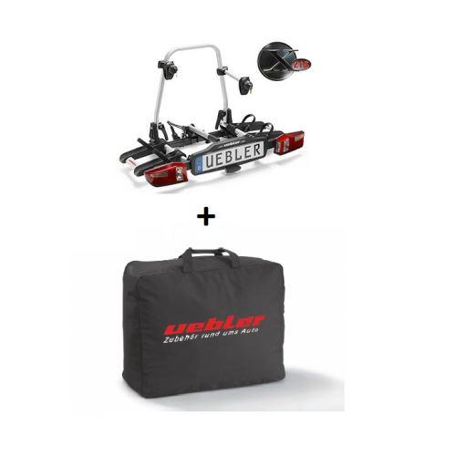 Nosič kol UEBLER X21 S, 2 jízdní kola (doporučeno pro elektrokola) + transportní taška