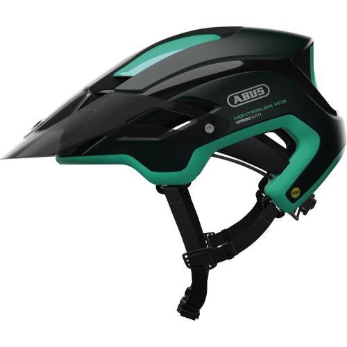 Přilba MonTrailer ACE MIPS smaragd green L
