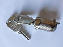 4261-0003, ZV-Schloss Metall Serie 25 für C044/CO, Anzahl Schlüssel/Schloss 2
