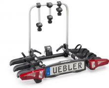 Zadní nosič jízdních kol UEBLER F34, 3 jízdní kola(nejskladnější nosič na trhu)
