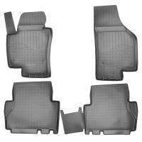 Koberce přesné Seat Alhambra (7N) (2010) (5 sedadel)