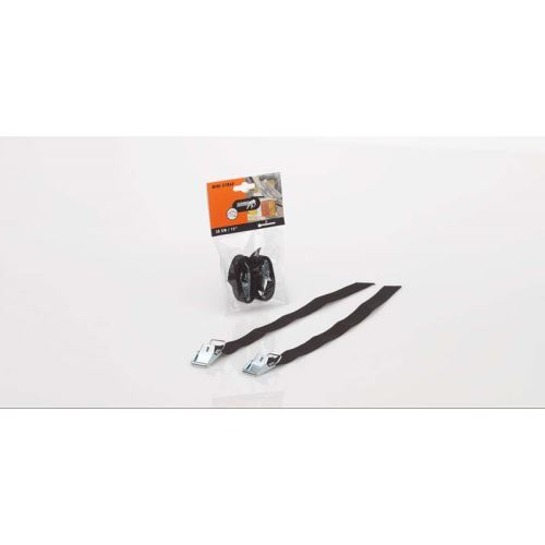 Řemínek JUMBO 2 x 30cm / kovová přezka / šířka 18mm