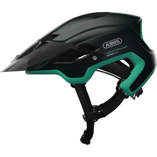 Přilba MonTrailer smaragd green L