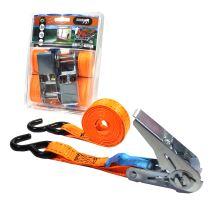 Popruh JUMBO 2 x 350cm / 440kg / orange