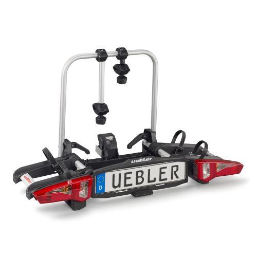 Zadní nosič jízdních kol UEBLER i21, 2 jízdní kola (nejskladnější nosič na trhu)