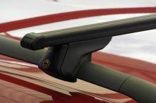 Střešní nosič ELSON Auto pro BMW X5, 5-dr SUV, r.v. 2014-> s integrovanými podélnými nosiči