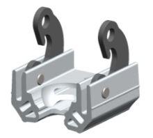 Profil pro upnutí nosiče na tažné zařízení pro modely: F22/ F32/ F32XL/ F42