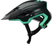 Přilba MonTrailer MIPS smaragd green L