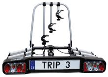 Zadní nosič jízdních kol, HAKR Trip 3 Middle pro 4 kola.
