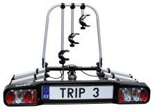Zadní nosič jízdních kol, HAKR Trip 3 Top pro 4 kola.