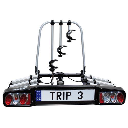 Zadní nosič jízdních kol, HAKR Trip 3 Middle pro 3 kola.
