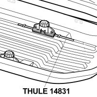 Náhradní guma do boxů Thule (14831)