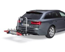 Nosič kol UEBLER i31, 3 jízdní kola (nejskladnější nosič na trhu) + transportní taška