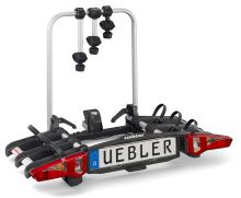 Zadní nosič jízdních kol UEBLER i31, pro 3 kola (nejskladnější na trhu) + park. senzory
