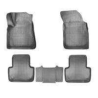 Koberce přesné Audi Q7 (4M) 3D (2015) (5 sedadel)
