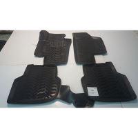 Koberce přesné Volkswagen Jetta VI (2010-)  (3D ) přední koberce prodloužené