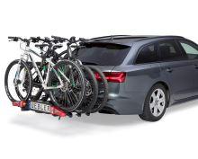 Zadní nosič jízdních kol UEBLER i31, 3 jízdní kola (nejskladnější nosič na trhu)