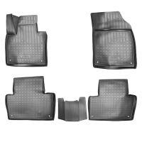 Koberce přesné Volvo XC90 3D (2014) (5 sedadel)
