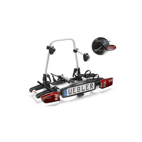 Zadní nosič jízdních kol UEBLER X21 S, 2 jízdní kola (doporučeno pro elektrokola)