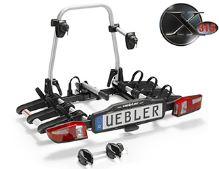 Zadní nosič jízdních kol UEBLER X31 S, 3 jízdní kola (doporučeno pro elektrokola)